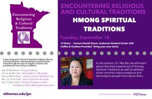 Encountering Hmong